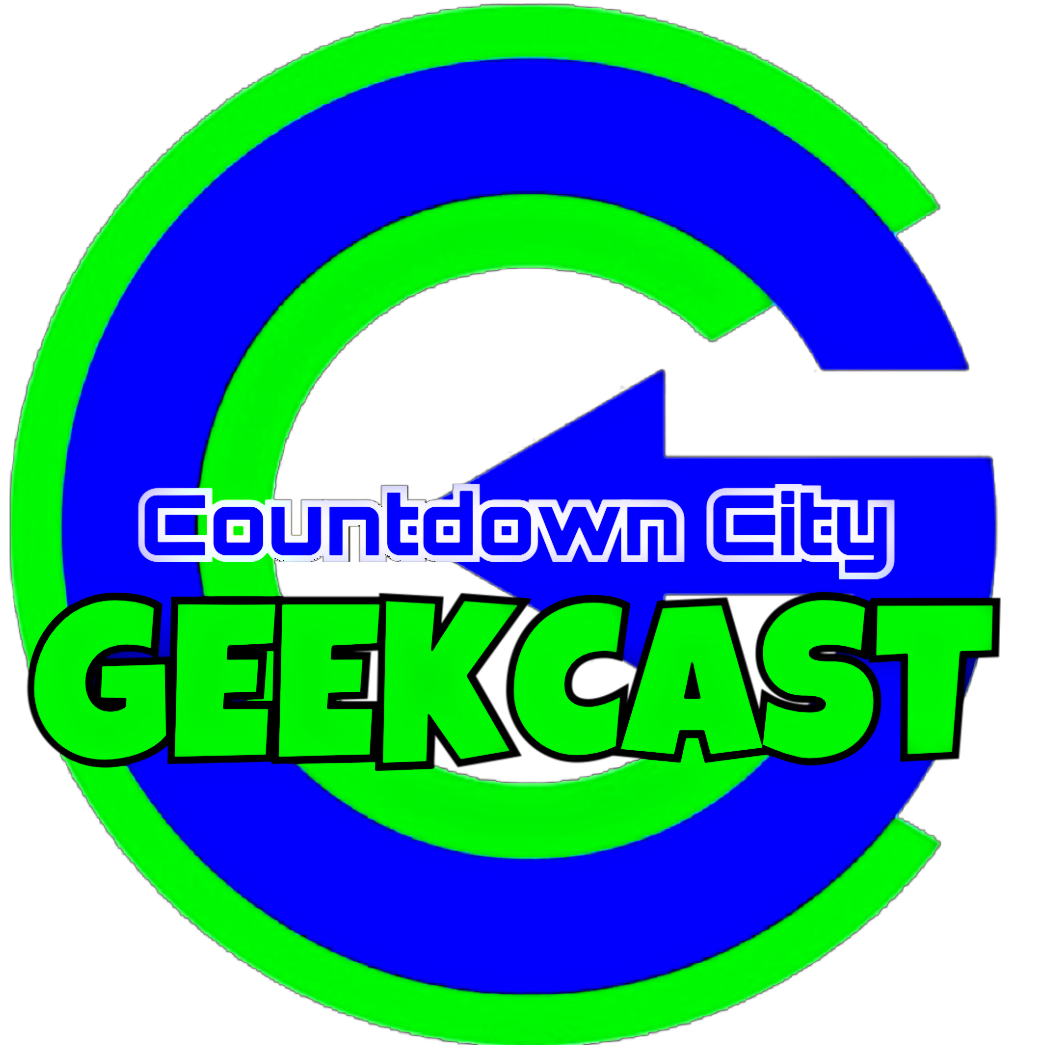 Countdown City Geekcast show art