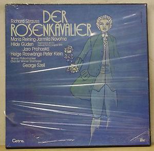 Der Rosenkavalier from Vienna, 1949