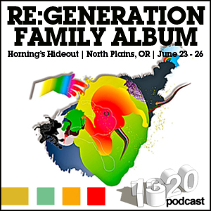 STS9 - PodCast - ReGeneration Family Album