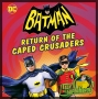 Artwork for 43: Batman Return Of The Caped Crusaders (with Jocelyn Geddie)