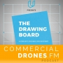 Artwork for #073 - All About Drones from The Drawing Board