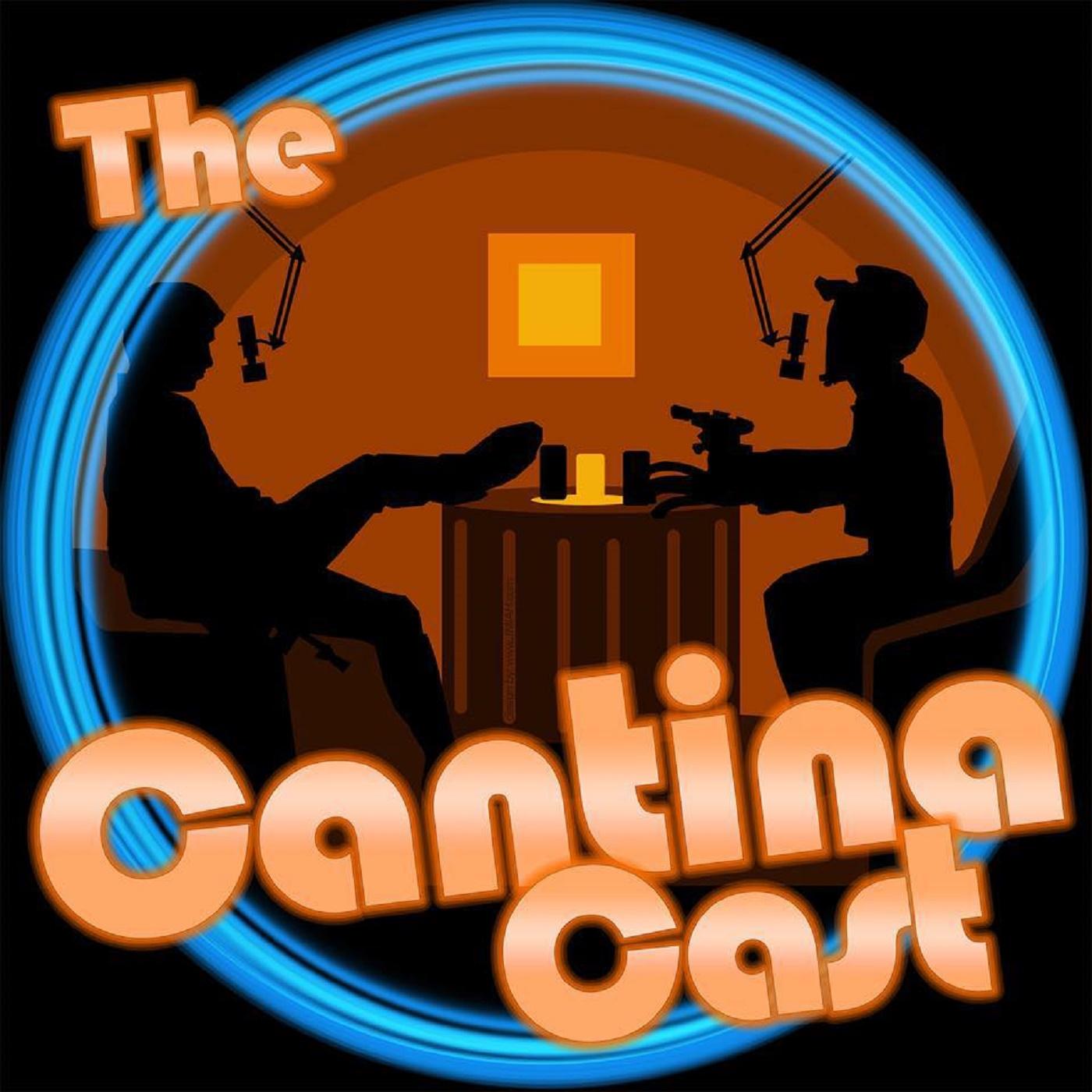 The Cantina Cast: Star Wars logo