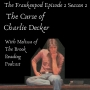 Artwork for The Curse of Charlie Decker - Stephen King's Rage with Melissa of The Brook Reading Podcast