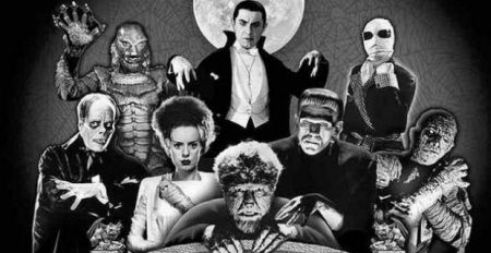 Episode 129 - Classic Monsters and Why We Love Them