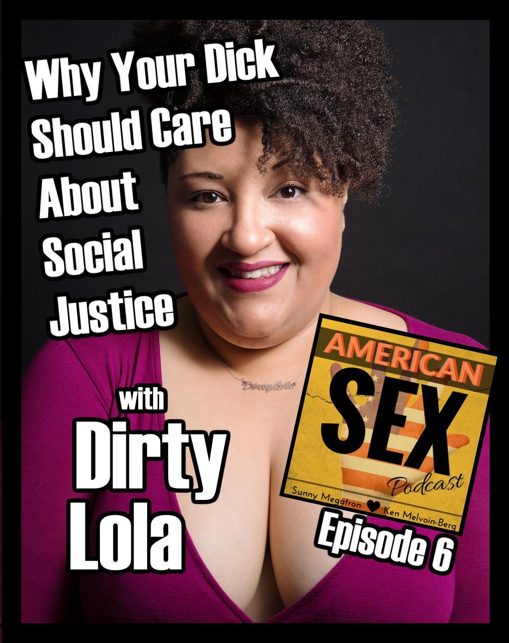 Dirty Lola Sex Educator