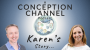 Artwork for Interview with Karen | Conception Channel Podcast Episode #11