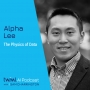 Artwork for The Physics of Data with Alpha Lee - #377