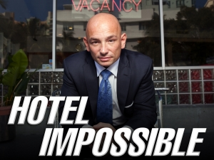 Infamous Insight with Hotel Impossible Host Anthony Melchiorri