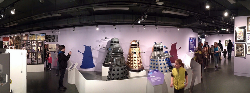 Tim's Take On: Episode 212(Doctor Who and Me Exhibition)