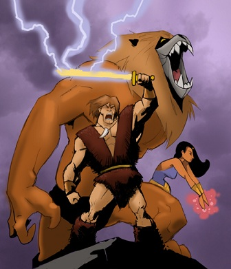 Episode 25 - Grab your lightsaber I mean sunsword it's Thundarr The Barbarian