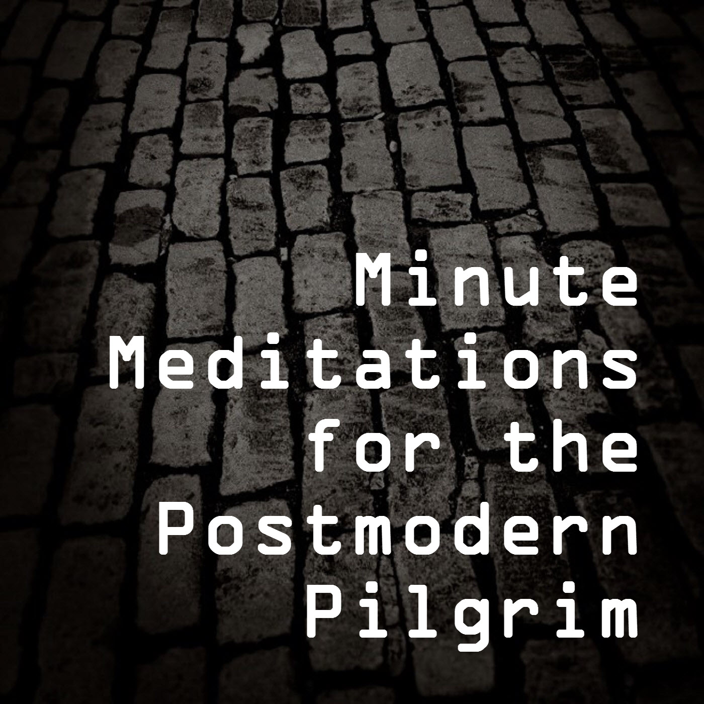 Minute Meditations for the Postmodern Pilgrim logo