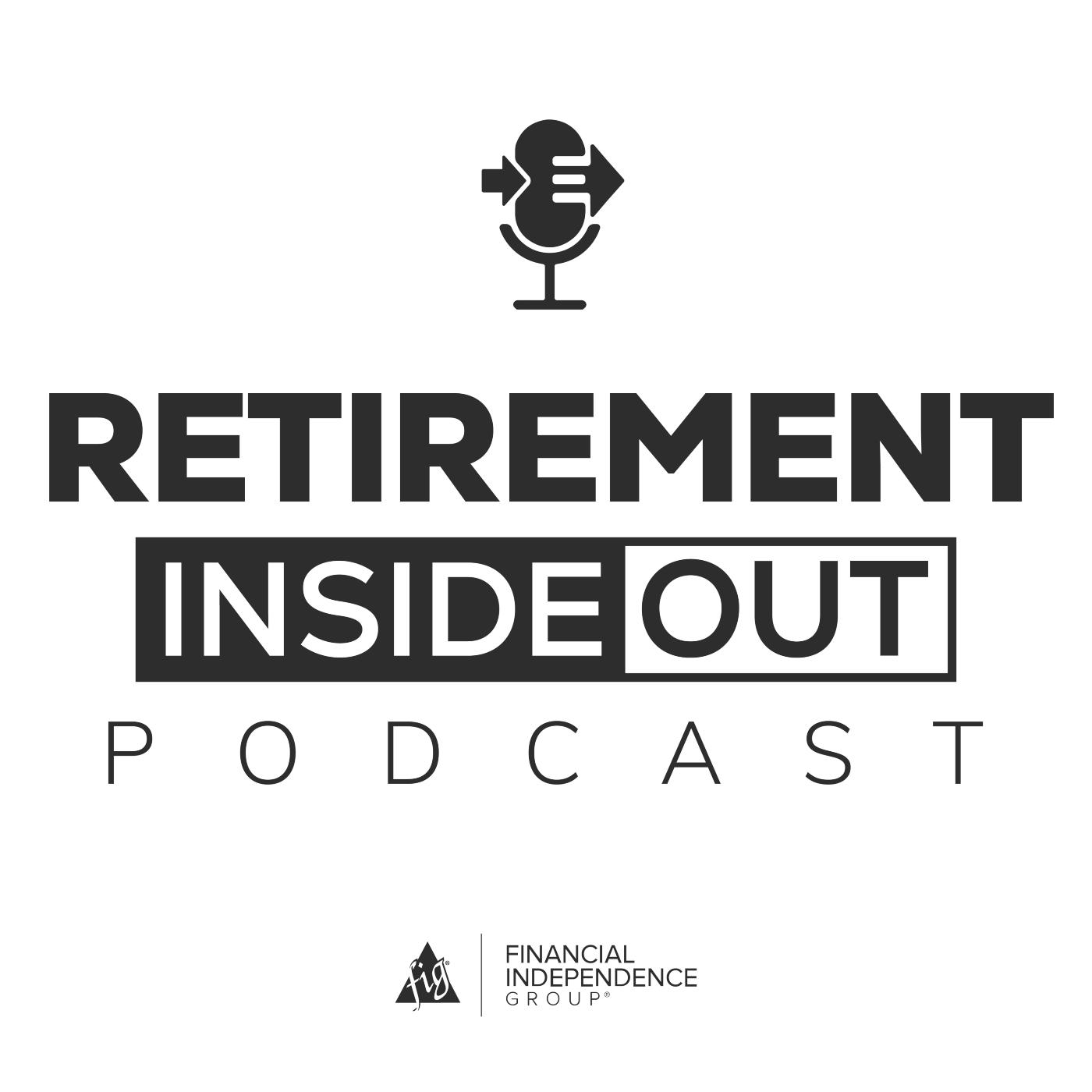 Retirement Inside Out show art