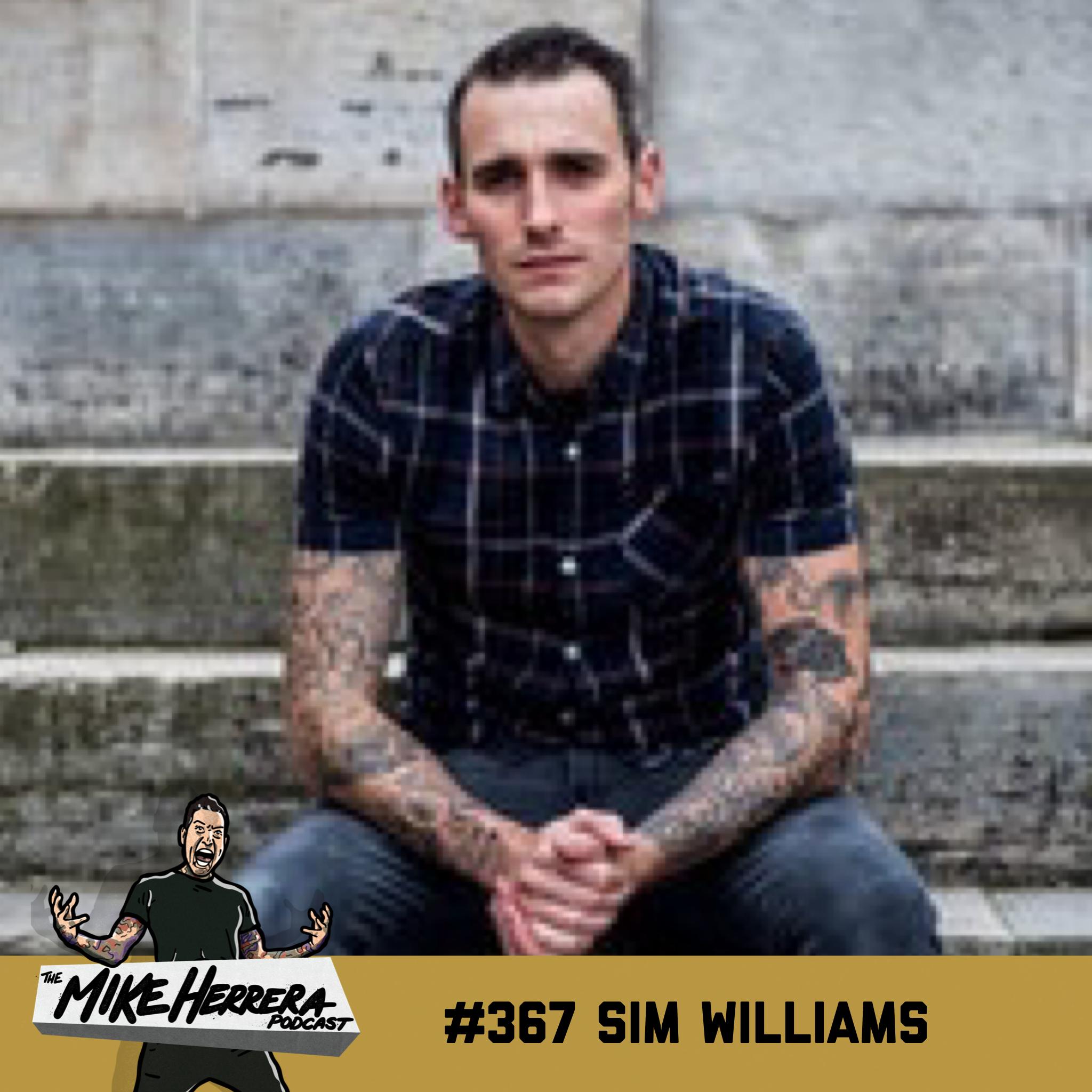 #367 Sim Williams - British Americana in the USA
