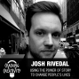Artwork for 40: Josh Rivedal on His One-Man Show, the Importance of Marketing, and Learning from Failure