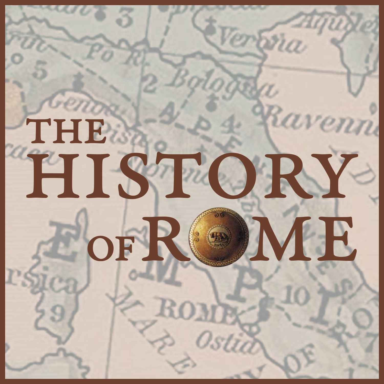 The History of Rome logo