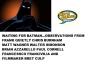 Artwork for Waiting For Batman W Quietly Burnham Azzarello Simonson Wagner Cornell Francvillia & Culp