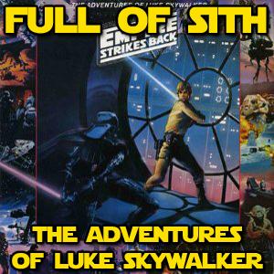 Special Release: The Adventures Of Luke Skywalker