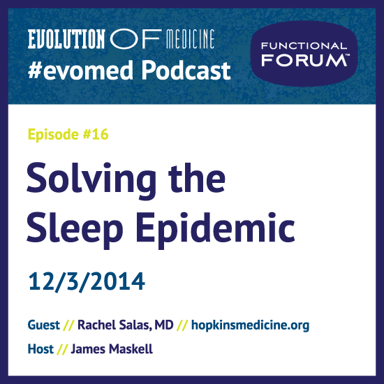 Solving the Sleep Epidemic