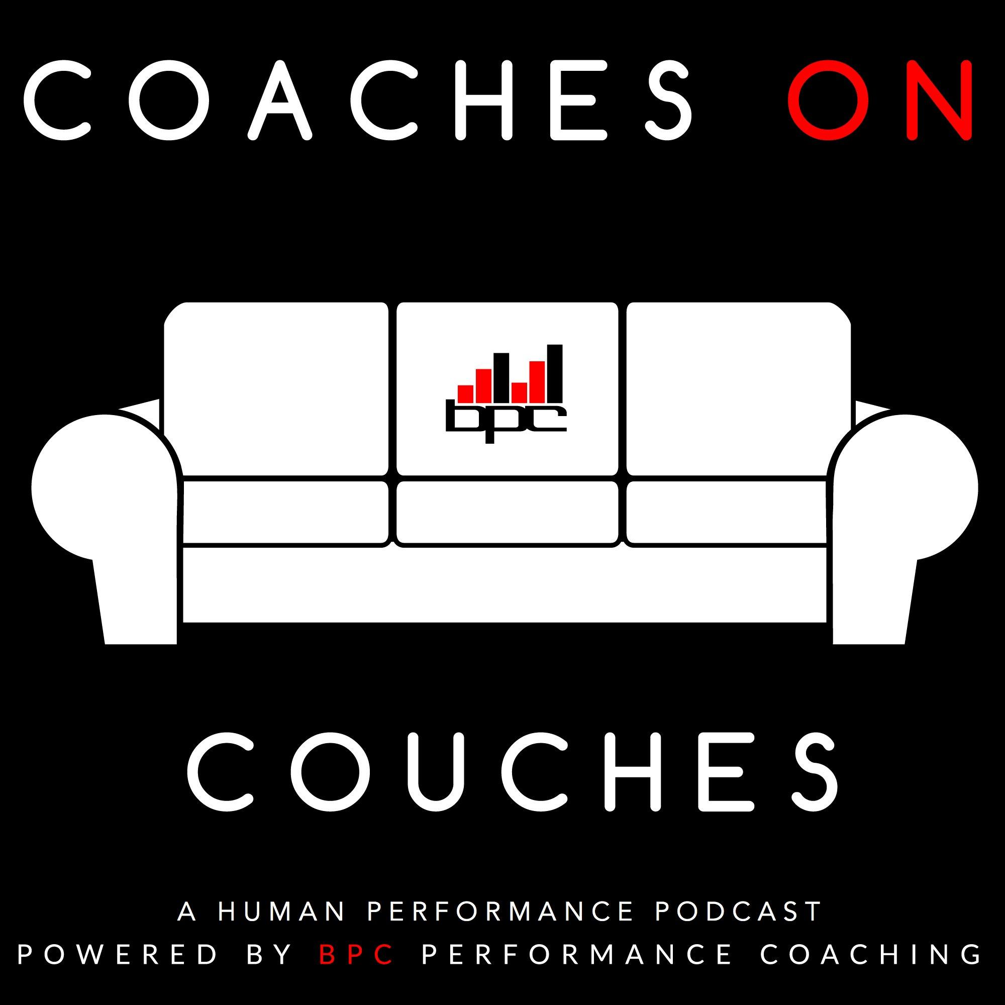 Coaches on Couches – Podcast – Podtail