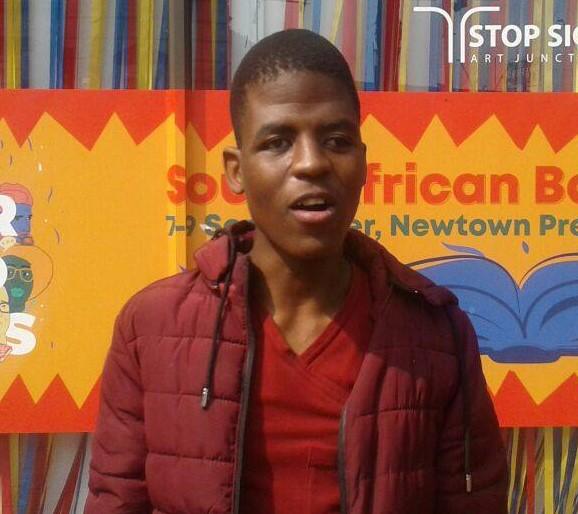 Celebrate Musa Gift Masombuka the Writer