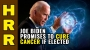 Artwork for Joe Biden promises to cure CANCER if elected