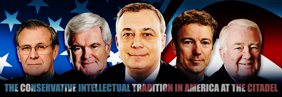 Artwork for Show 1155 Newt Gingrich - Conservative Intellectual Tradition in America - Session 3