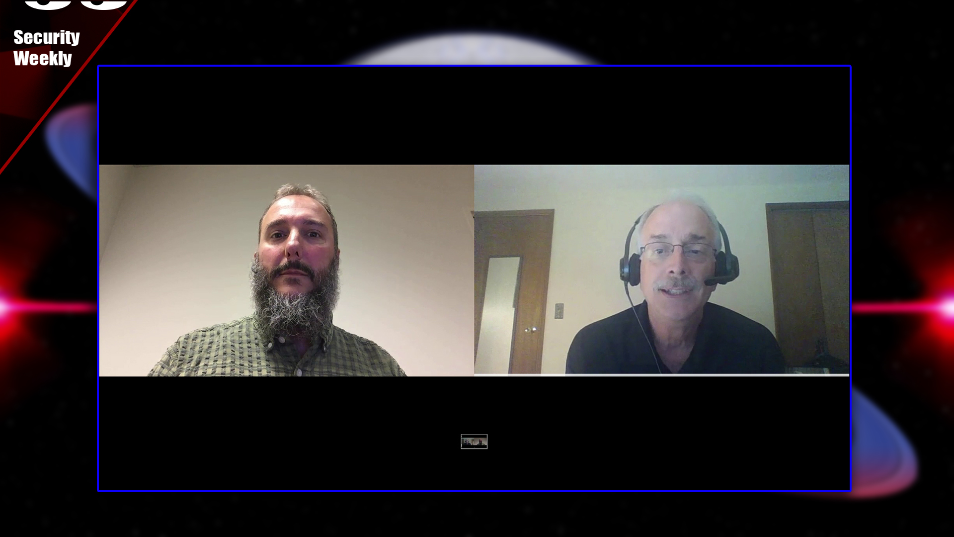 Artwork for Brian Ventura and Ted Gary - Enterprise Security Weekly #50