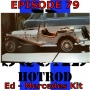 Artwork for Episode 0079 - Kit Car Interview with Ed