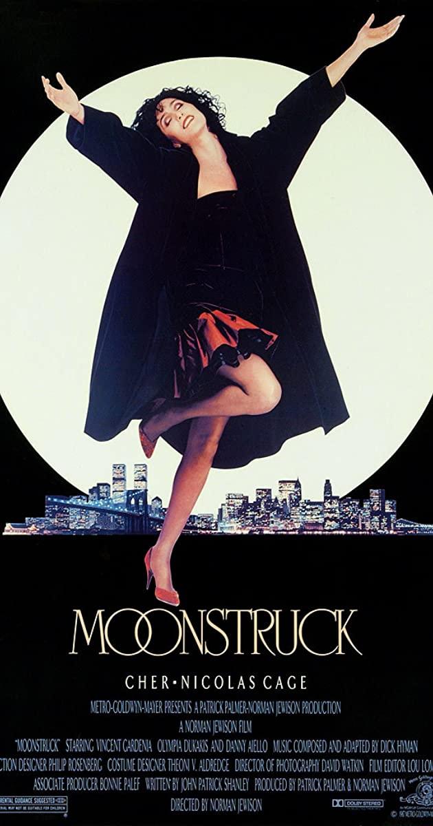 20: Moonstruck (1987) show art