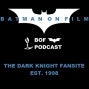 """Artwork for A BOF PODCAST: """"Tom Hardy is Bane and Anne Hathaway is Selina Kyle in THE DARK KNIGHT RISES (Part 2)"""""""