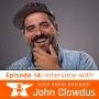 Artwork for Episode 14 - John Clowdus: Card Game Designer and Publisher