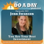 Artwork for 043. You Are Your Best Investment with Jenn Swanson