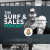 Surf and Sales S1E93 -   Sales are much more than just a performance mindset  with Joy Hewitt-Carvajal of The Sales Rebellion show art