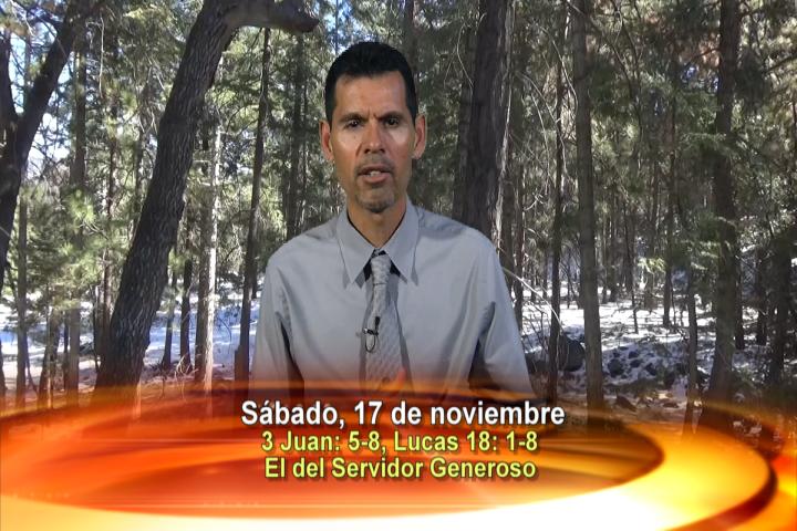 """Artwork for Dios te Habla con Jose Luis Elias;  El tema:  """"El del Servidor Generoso"""""""