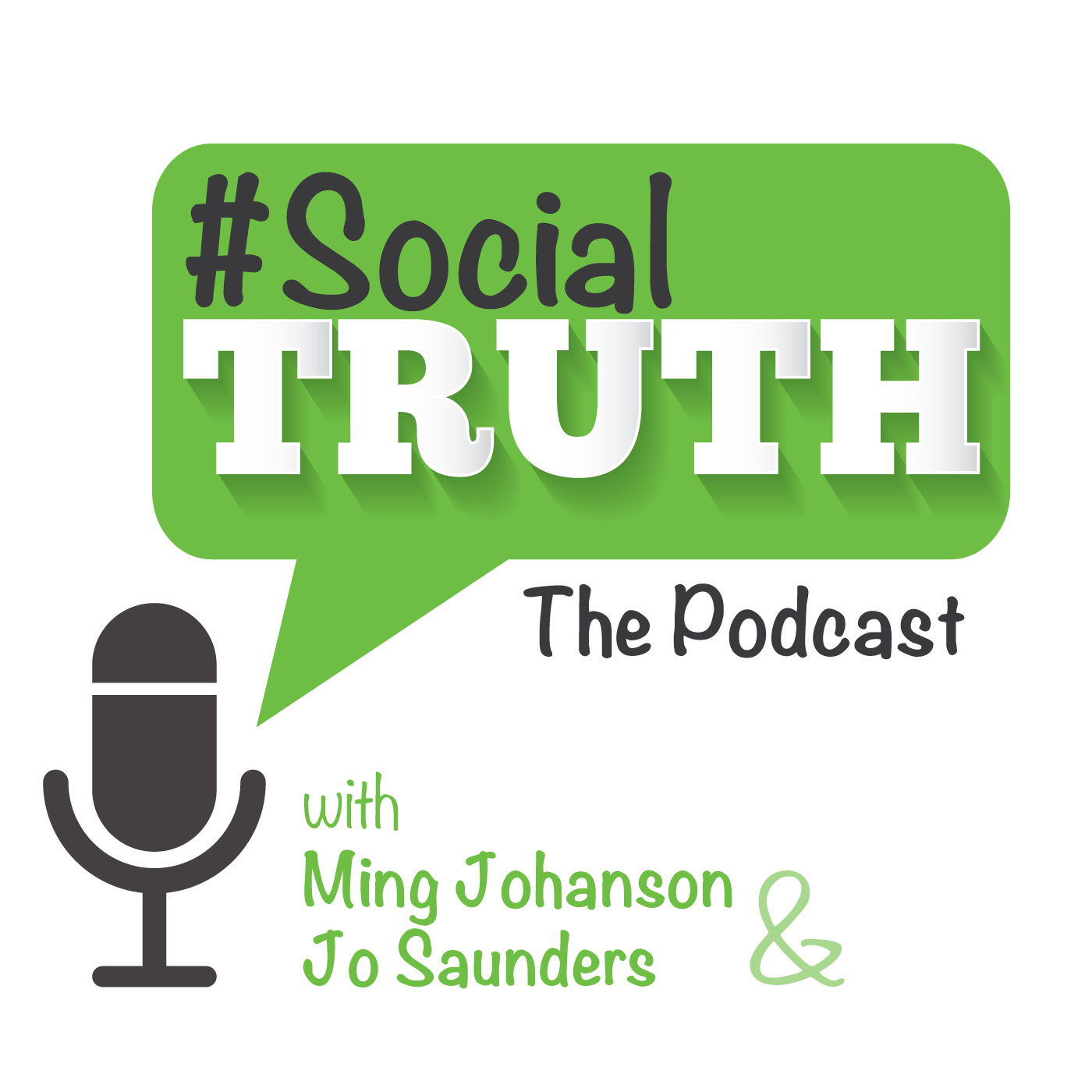 The Social Truth Podcast:  Business Marketing Mythbusting