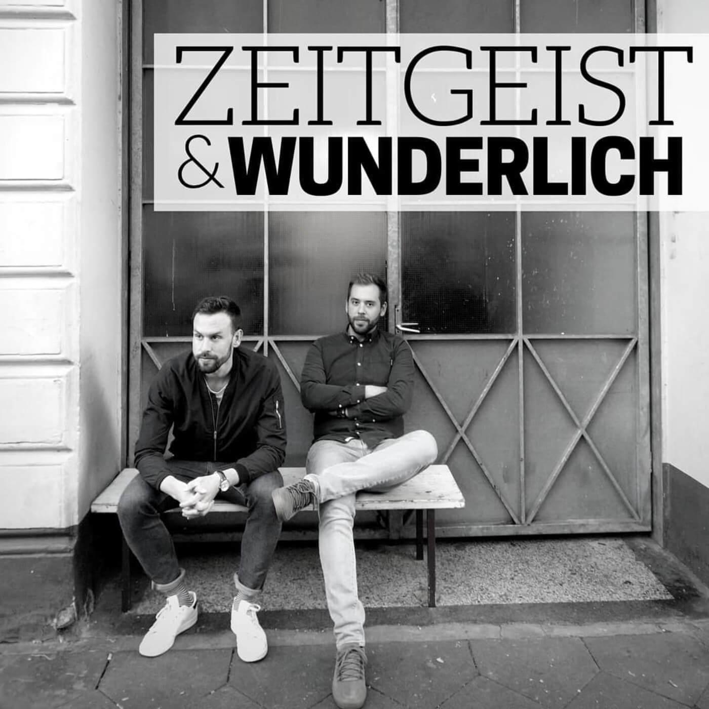 Zeitgeist & Wunderlich Podcast - Late Night im Podcast-Format show art