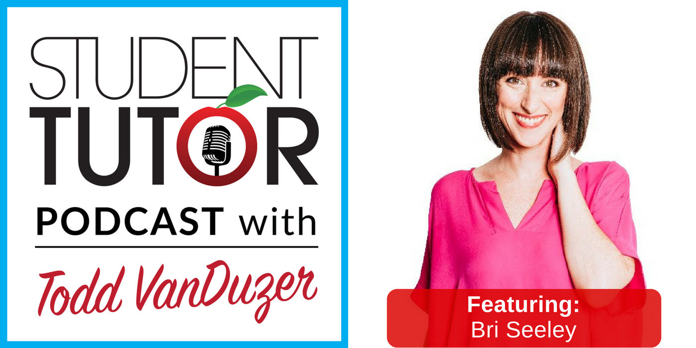 Student-Tutor Podcast EP016: A Leap of Faith w. Bri Seeley
