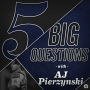 Artwork for 5 Big Questions with A.J. Pierzynski