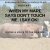 When My Mare Says Don't Touch Me, I say OK! show art
