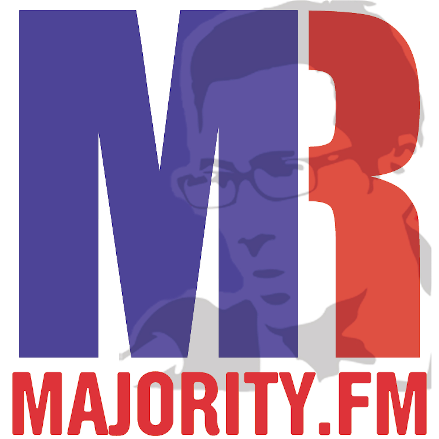 The Majority Report with Sam Seder logo