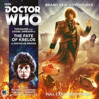TDP 494: Big Finish 4th Doctor Adventures 4.7 - Fate of Krelos