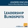 Artwork for Program 187 - Leadership Blindspots