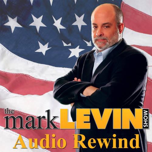 Artwork for Show 1613 The Mark Levin Show. Ameritopia
