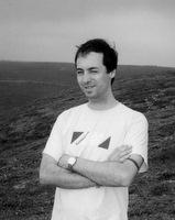 Electronic musician Tim Hecker