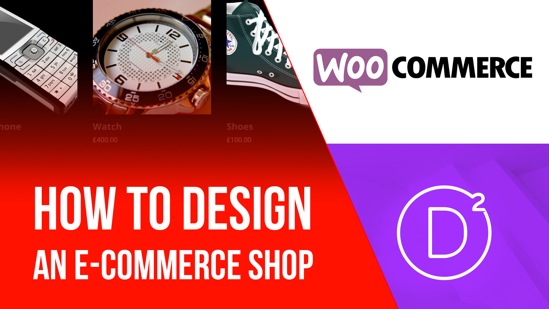 How to build an e-commerce website using Divi and WooCommerce