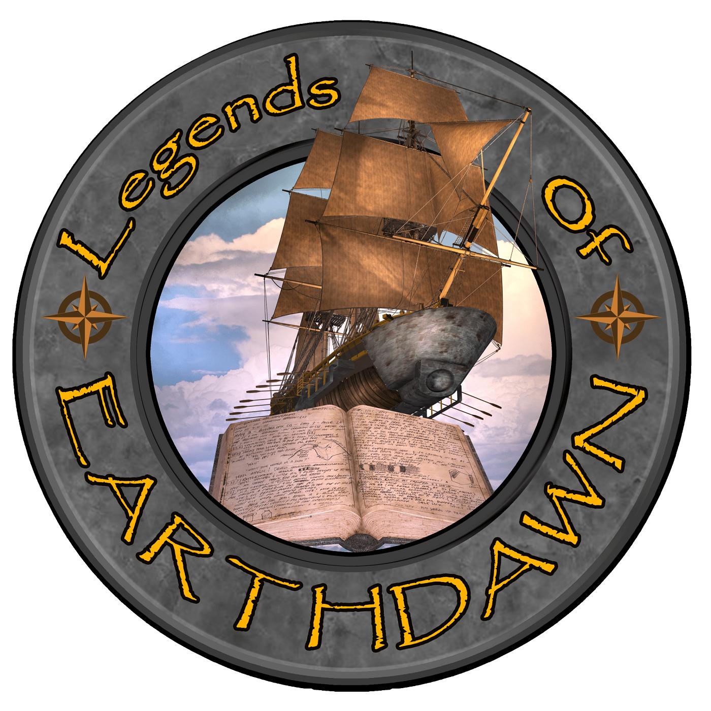 Legends of Earthdawn show art
