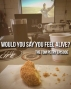 Artwork for WOULD YOU SAY YOU FEEL ALIVE?  THE TOM PETRY EPISODE
