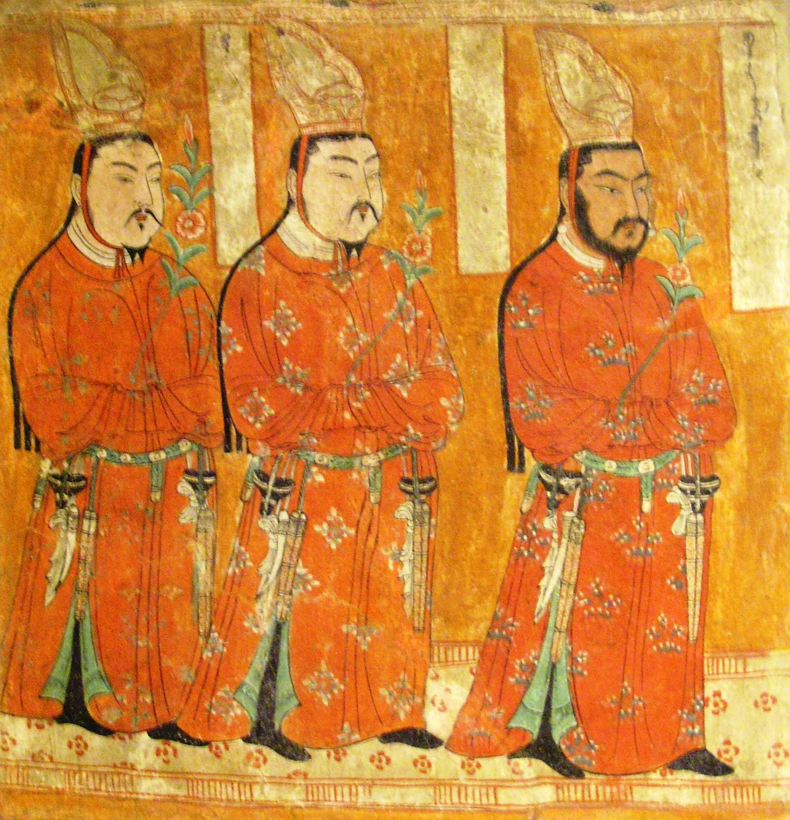 Ep. 250   The History of Xinjiang (Part 7)