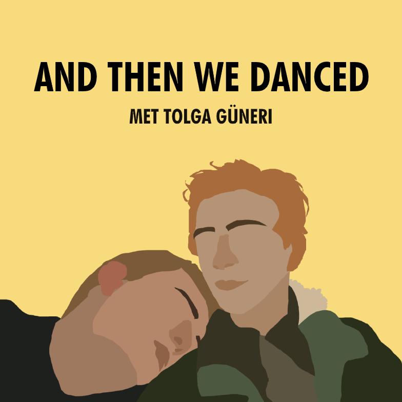 3. Flora's Filmclub – And Then We Danced (met Tolga Güneri) show art