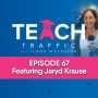 Artwork for 67 - Thinking Of Buying An Online Business? Jaryd Krause Discusses All You Need To Know